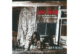 James Cotton - Deep In The Blues - (CD)