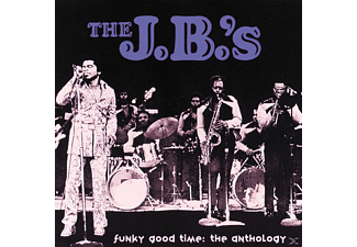 The J.B.'s - Funky Good Time/Anthology [CD]
