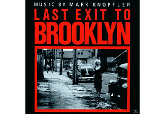 Mark Knopfler - Last Exit To Brooklyn [CD]