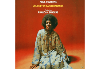 Alice Coltrane - Journey In Satchananda - (CD)