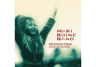 Mari Boine Persen - Room Of Worship - (CD)