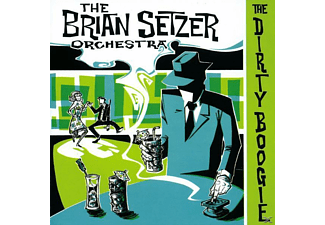 Brian Orchestra Setzer - The Dirty Boogie [CD]