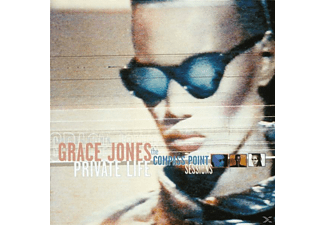 Grace Jones - Private Live/Compass Point - (CD)