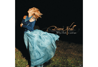 Diana Krall - When I Look In Your Eyes - (CD)