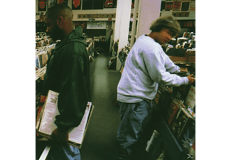 DJ Shadow - Endtroducing [CD]