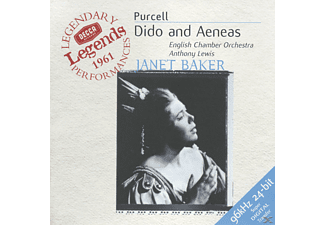 VARIOUS, Baker/Clark/Lewis/ECO - Dido And Aeneas (Ga) [CD]