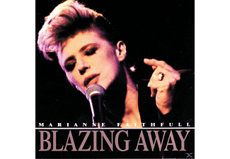 Marianne Faithfull - Blazing Away [CD]