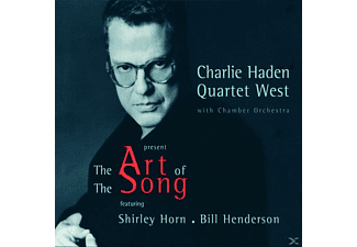 Charlie Haden, Charlie Quartet West Haden - The Art Of Song [CD]