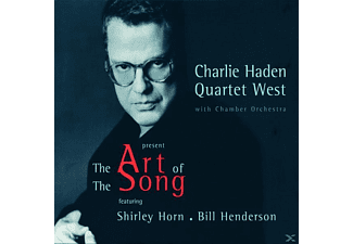 Charlie Haden, Charlie Quartet West Haden - The Art Of Song - (CD)