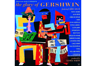 VARIOUS - The Glory Of Gershwin [CD]