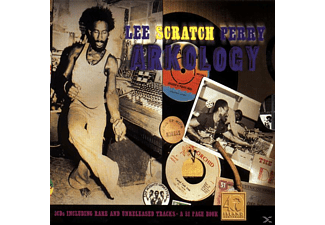 Lee Scratch Perry - Arkology - (CD)