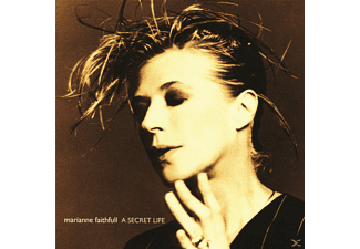 Marianne Faithfull - A Secret Life - (CD)