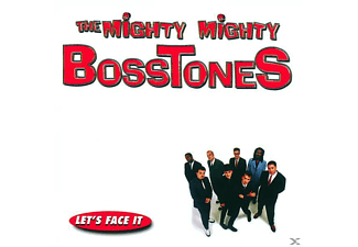 The Mighty Mighty Bosstones - Let's Face It [CD]