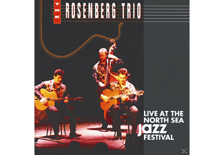 The Rosenberg Trio - Live At The North Sea Jazz Festival [CD]