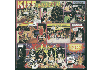 Kiss - Unmasked - (CD)