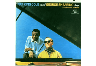 Nat King Cole - Sings G.Shearing [CD]