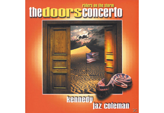 VARIOUS, Coleman/Kennedy/Scholes/PS/+ - The Doors Concerto - (CD)