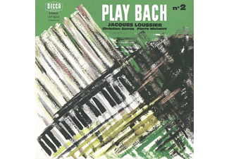 Jacques Loussier - Play Bach ? 2 [CD]