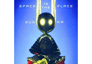 Sun Ra - Space Is The Place/Intl.Versi - (CD)