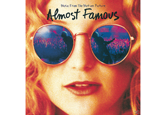 VARIOUS, OST/VARIOUS - Almost Famous [CD]