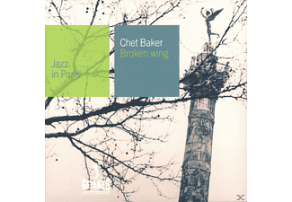 Chet Baker - Jazz In Paris - Broken Wing (CD)