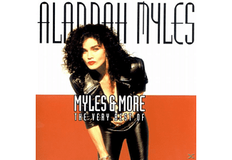 Alannah Myles - Myles & More-The Very Best Of [CD]