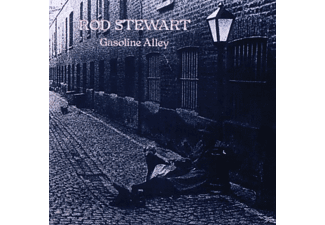 STEWART,ROD/JONES,KENNETH/WOOD,RON/LANE,RONNIE, Rod Stewart - Gasoline Alley - (CD)