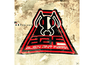 Alien Ant Farm - Anthology [CD]