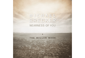 Michael Brecker - Nearness Of You - (CD)