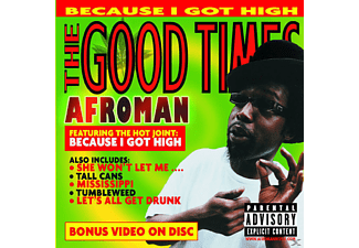 Afroman - THE GOOD TIMES [CD EXTRA/Enhanced]
