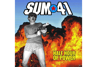 Sum 41 - Half Hour Of Power - (CD)
