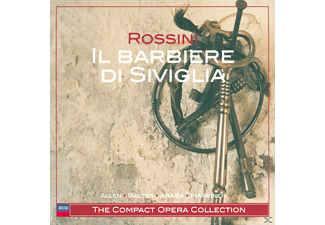 VARIOUS, Allen/Baltsa/Marriner/AMF/+ - Il Barbiere Di Siviglia (Ga) - (CD)