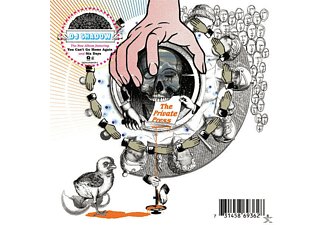 DJ Shadow - The Private Press - (CD)