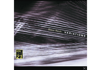 Reich, Reich/De Waart/SFSO - Variatons For Winds/+ [CD]