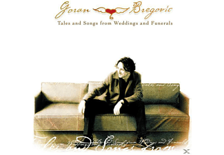 Goran Bregovic - TALES AND SONGS FOR WEDDING/UA - (CD)