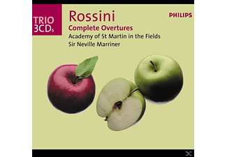 Sir Neville Marriner - Ouvertüren (Ga) - (CD)