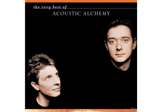 Acoustic Alchemy - Best Of Acoustic Alchemy, The Very - (CD)