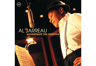 Al Jarreau - Accentuate The Positive [CD]