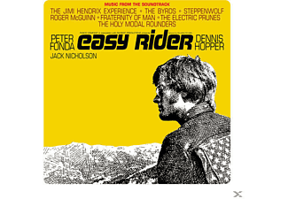 VARIOUS - EASY RIDER - (CD)