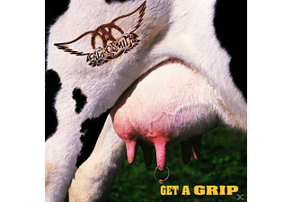 Aerosmith - Get A Grip - (CD)