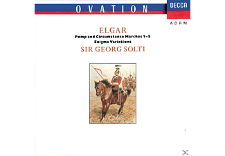 Sir Georg Solti, Georg/lso/cso Solti - Enigma-Variationen/Pomp&Circumtance - (CD)