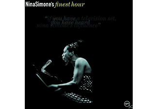 Nina Simone - Finest Hour (Best Of) [CD]