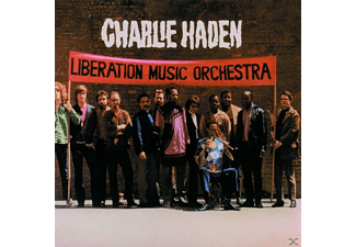 Charlie Haden - Liberation Music Orchestra [CD]