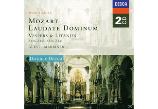 Cable, Palmer/Cable/Langridge/Guest/Marriner/AMF/+ - Laudate Dominum - (CD)