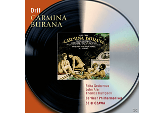 Carl August Nielsen, Gruberova/Hampson/Ozawa/BP/+ - Carmina Burana - (CD)