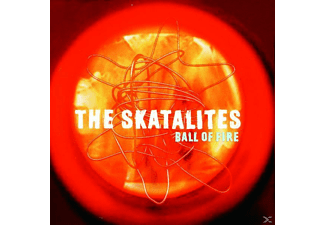 The Skatalites - Ball Of Fire - (CD)