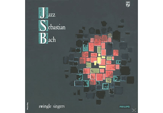 Swingle Singers - Jazz Sebastian Bach Vol.1 [CD]