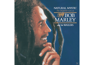 Bob Marley, Bob Marley & The Wailers - Natural Mystic - (CD)
