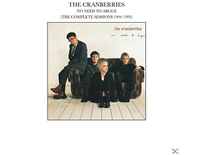 The Cranberries - NO NEED TO ARGUE - COMPLETE SESSION (+BONUS TRACK) - (CD)
