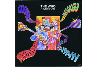 The Who - A Quick One - (CD)